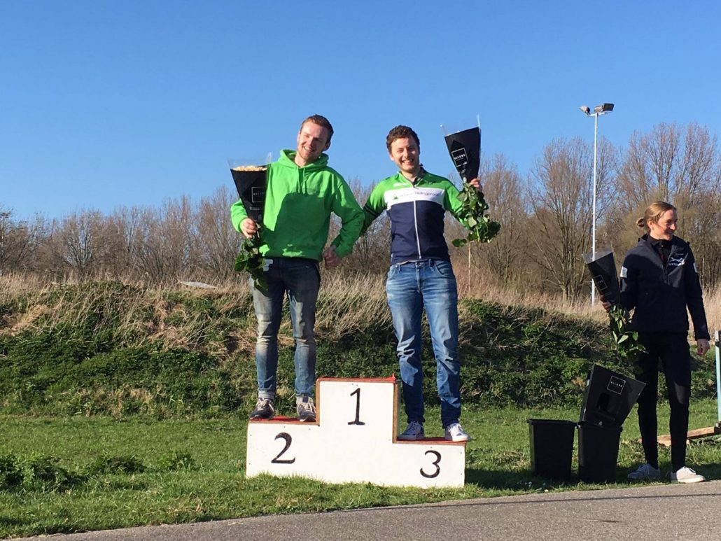 Student cups in Delft, Enschede, and Wageningen