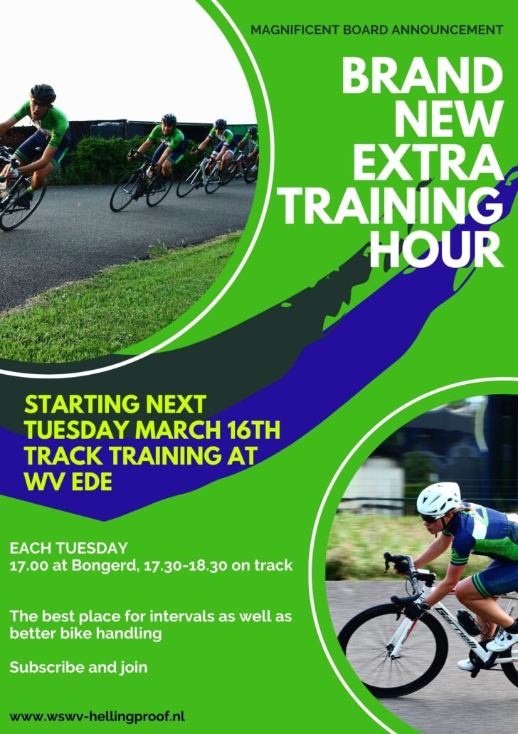 NEW training hour